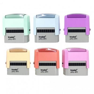 Sello TRODAT  4911 - 38 x14 v/colores