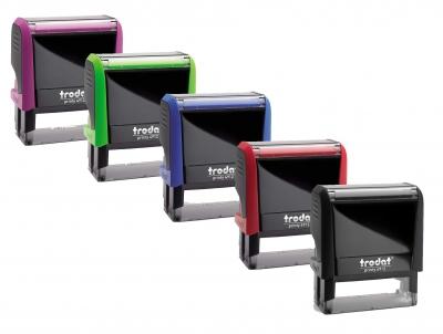 Sello TRODAT printy 4912-47x18mm v/colores