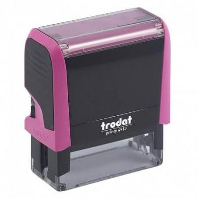 Sello TRODAT printy 4913-58x22mm v/colores