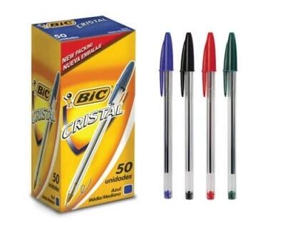 Boligrafo Bic x50 V/c