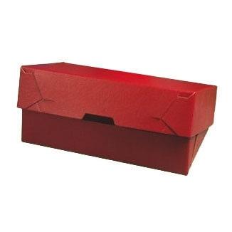 Caja De Archivo Fibracap 6cm V/colores