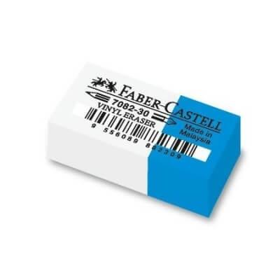 Goma de Borrar Faber Castell Plastica Lapiz/tinta