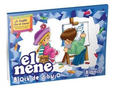 Block De Dibujo El Nene N°6