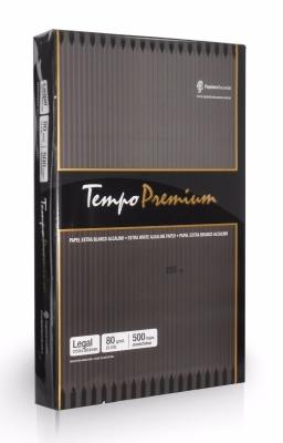Resma Tempo Premium Oficio 80 grs