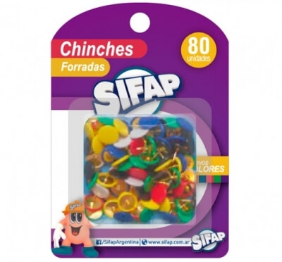 Chinche Sifap Color X80u