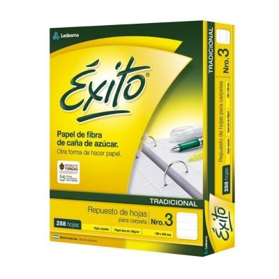 Repuesto Exito Ecologico X288 H Rayadas