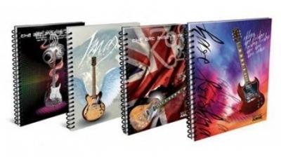 Cuaderno Arte 16x21 Music