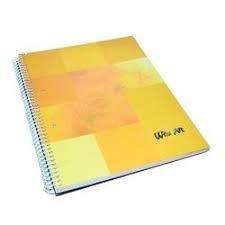 Cuaderno Convenor 16x21 X96h.