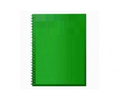 Cuaderno Convenor   16x21 X84h.