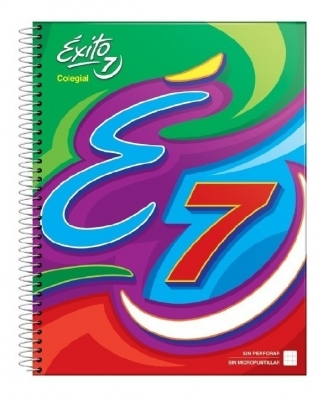 Cuaderno Exito 21x27 Colegial Ecologico X100 H