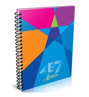 Cuaderno Laprida Ab7 Tradicional 21x27 X60h