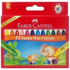 Crayones Faber Jumbo x12u