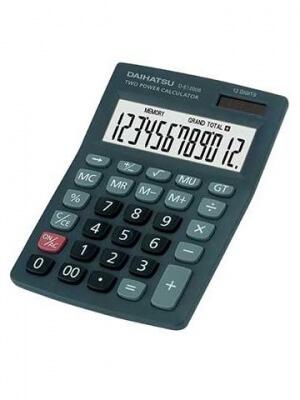 Calculadora Daihatsu 12 Digitos