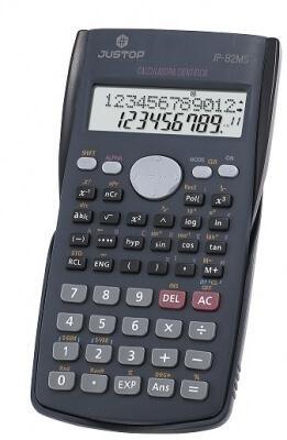 Calculadora Justop Jp-82ms Cientifica