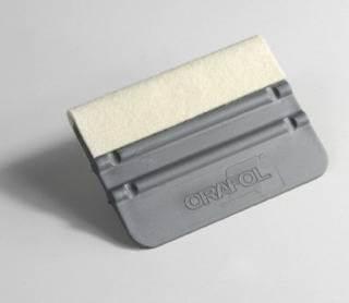 Espaluta gris plastica 10 cm imantada