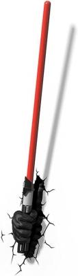 Vinilo impreso efecto 3D Star Wars - 80x80cm - MODELO: 3D_0021