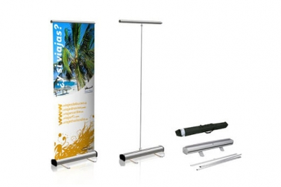 BANNER ROLL UP 100X200 CM