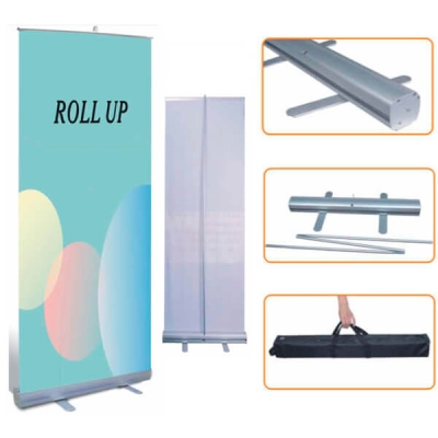 BANNER ROLL UP 120X200 CM