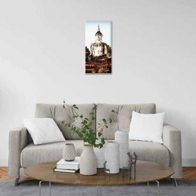 Estatua del Buda - 1 módulo - 30 x 60cm- Modelo: CBD_002