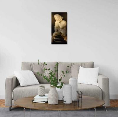 Buda en piedra - 1 módulo - 30 x 60cm- Modelo: CBD_003
