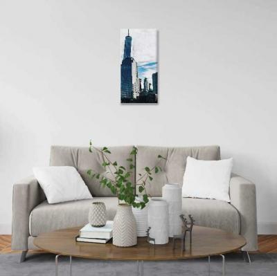 Rascacielos - 1 módulo - 30 x 60cm- Modelo: CCI_004